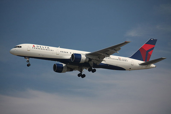 Delta Air Lines became the largest 757-200 operator.