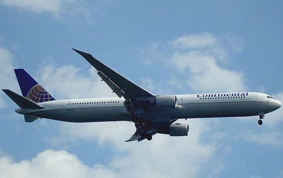 The 767-400ER was the first Boeing jet resulting from two stretches.