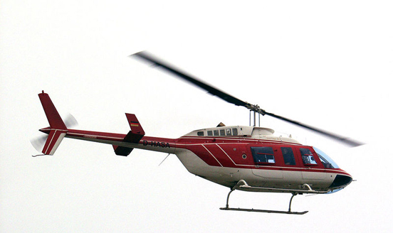 A Bell 206L-3