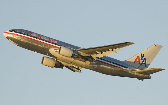 American Airlines 767-200ER