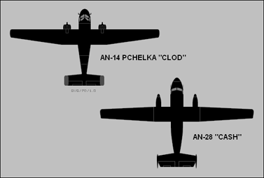 Comparison of the An-14 and the An-28