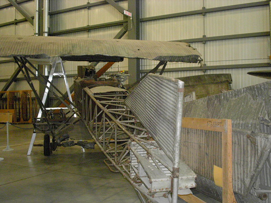 The only surviving Junkers J.I