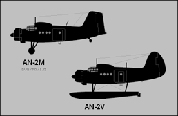An-2 variants