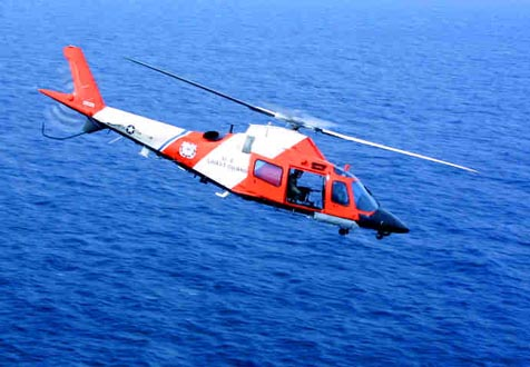 A U.S. Coast Guard MH-68A Stingray