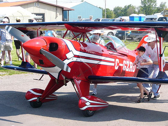 Pitts S-1T