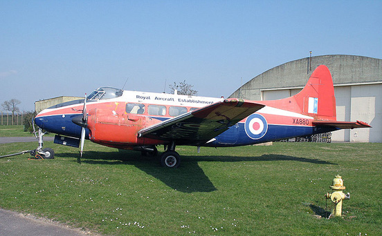 de Havilland Devon