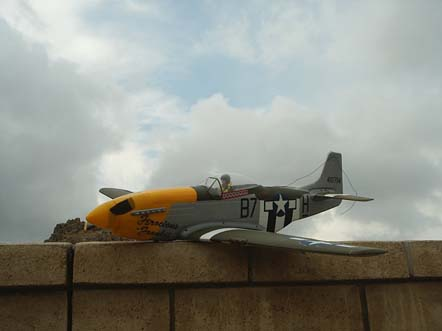 ParkZone P-51D Mustang