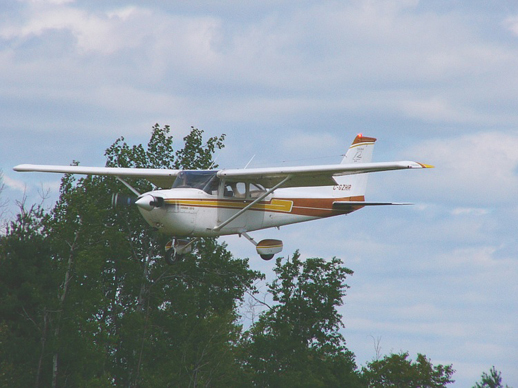 1977 Cessna R172K Hawk XP