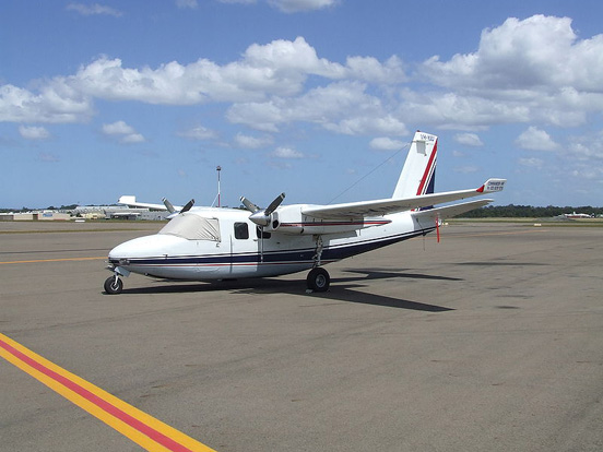 Aero Commander 500U Shrike Commander