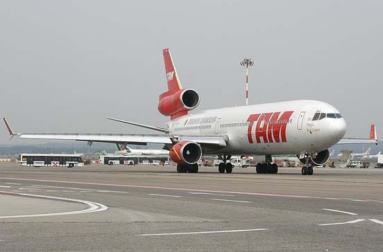 TAM Airlines MD-11
