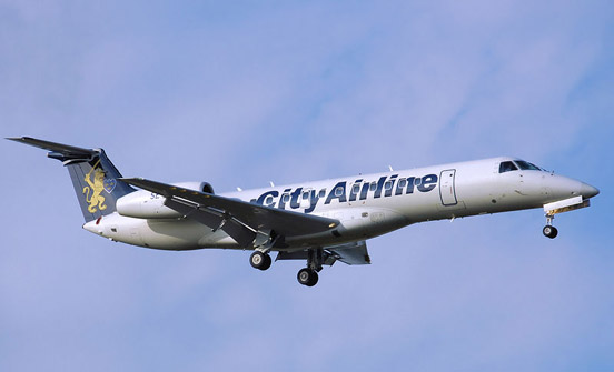 City Airline Embraer ERJ 135