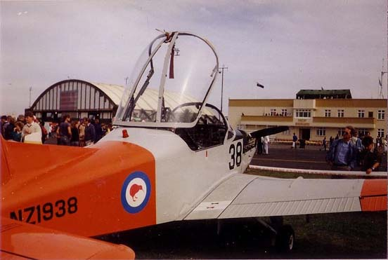 A CT/4B of the RNZAF in the late 1980s