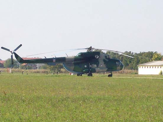 Croatian Mil Mi-8MTV-1