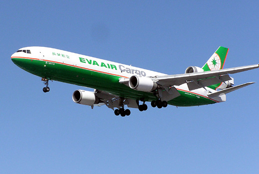 EVA Air Cargo MD-11F