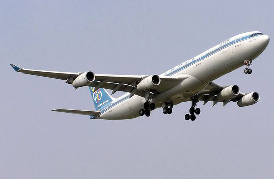 Olympic Airlines Airbus A340-300