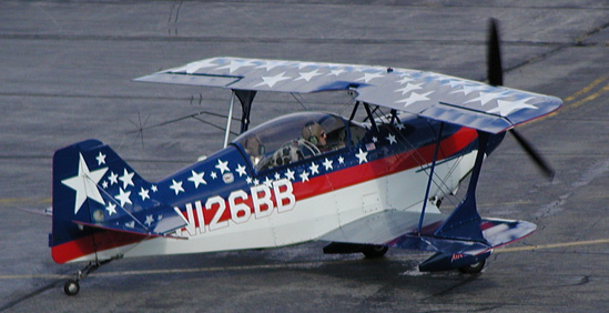 2001 Aviat Pitts S-2C