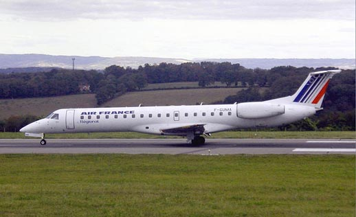 Embraer ERJ 145 of Air France Régional