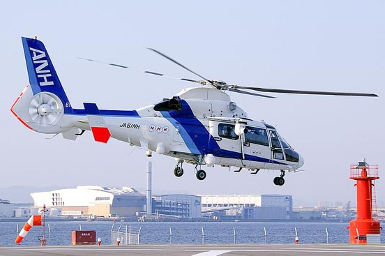 All Nippon Helicopter AS365 N2