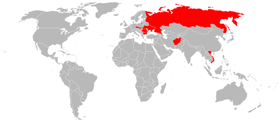 Military An-30 operators