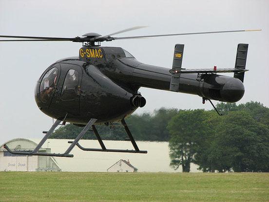 MD Helicopters 520N NOTAR