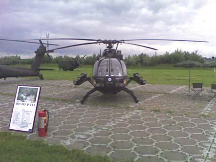 German Army PAH-1A1
