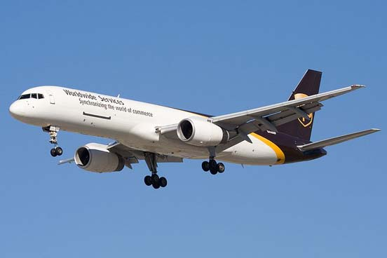 UPS Airlines 757-200PF