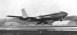 Boeing 367-80 (N70700) prototype in a NASA archive photo.