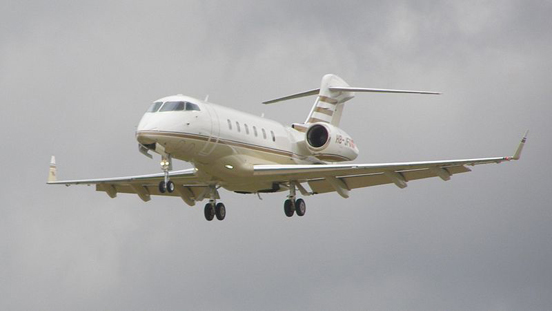 TAG Aviation Challenger 300