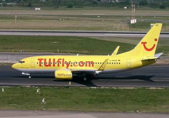TUIfly Boeing 737-700