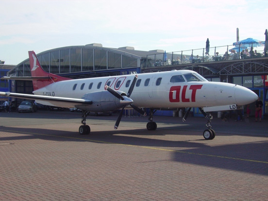 OLT - Ostfriesische Lufttransport Fairchild Swearingen Metroliner