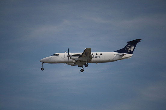 Pacific Coastal Beechcraft 1900