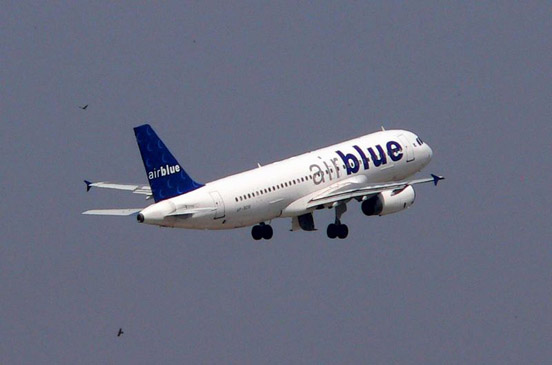 An Airblue A320-200