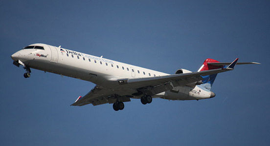 SkyWest Airlines (as Delta Connection) CRJ-700