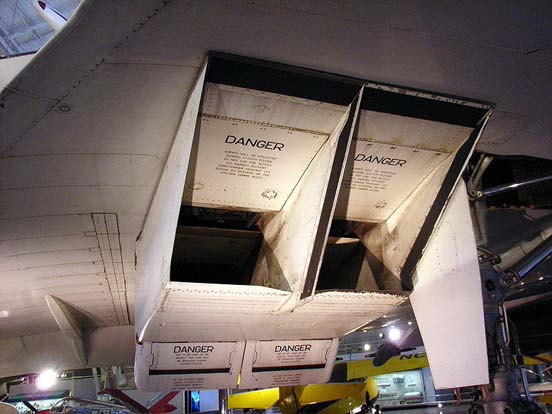 Concorde's ramp system