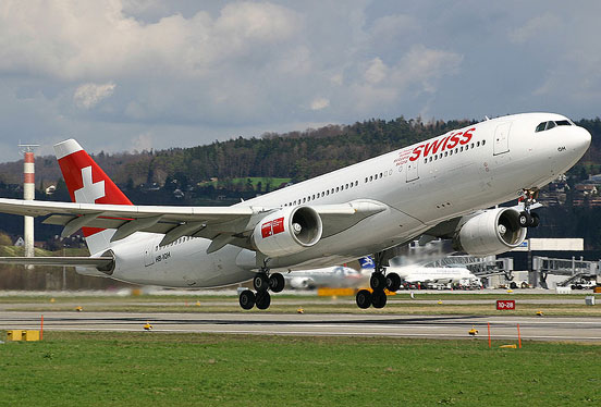 Swiss International Air Lines Airbus A330