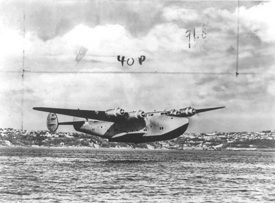 The Boeing 314 Clipper