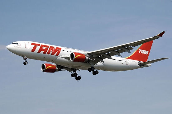 TAM Airlines is the largest airline in Latin America in terms of number of annual passengers flown.