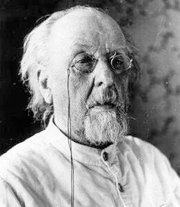 Konstantin Tsiolkovsky published the first work on space travel