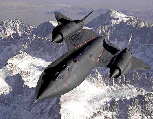 The Lockheed SR-71 remains unsurpassed in many areas of performance.