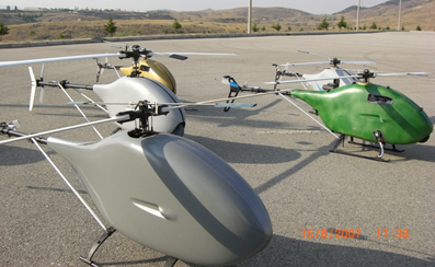 Malazgirt VTOL Mini Unmanned System operated by Turkish Armed Forces