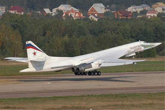 Tu-160, the last of the Soviet bombers