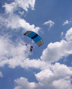 Skydive in Central New York at Hamilton Airport[1]