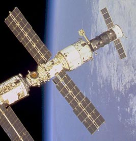 DOS-8 (Zvezda (ISS) module)