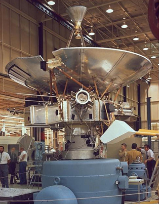 Pioneer 10, undergoing construction in 1971. Pioneer 10 and 11 are the most famous probes in the Pioneer program, the first probes to visit the outer planets, and the first to go beyond the orbit of Pluto