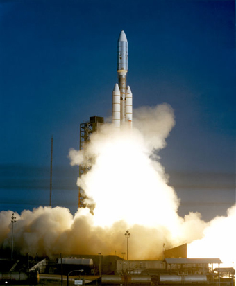 Voyager 1 lifted off with a Titan IIIE/Centaur