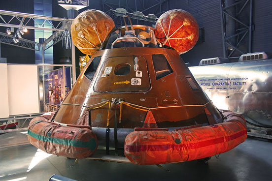 Apollo 11 Command Module (Columbia)