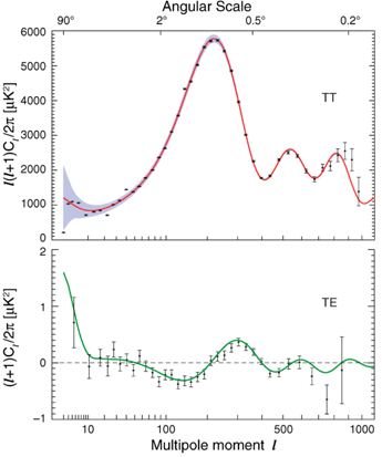 The five-year total-intensity and polarization spectra from WMAP
