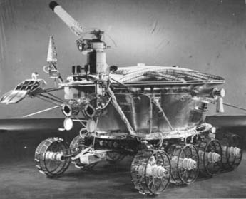 Lunokhod 1 exploration vehicle