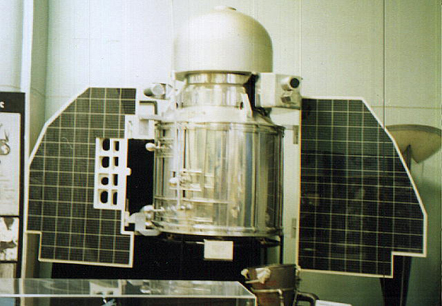 Marsnik spacecraft