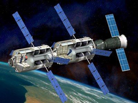 An MSS could be used as a small orbital lab